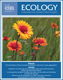 Ecology cover