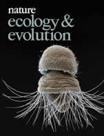 Nature Ecology & Evolution Cover